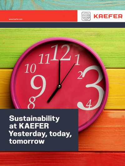 Cover of Sustainability Report 2015